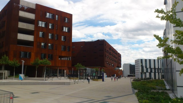 Campus WU - Wien - Zaha Hadid - arkitalker - bu sarchitektur